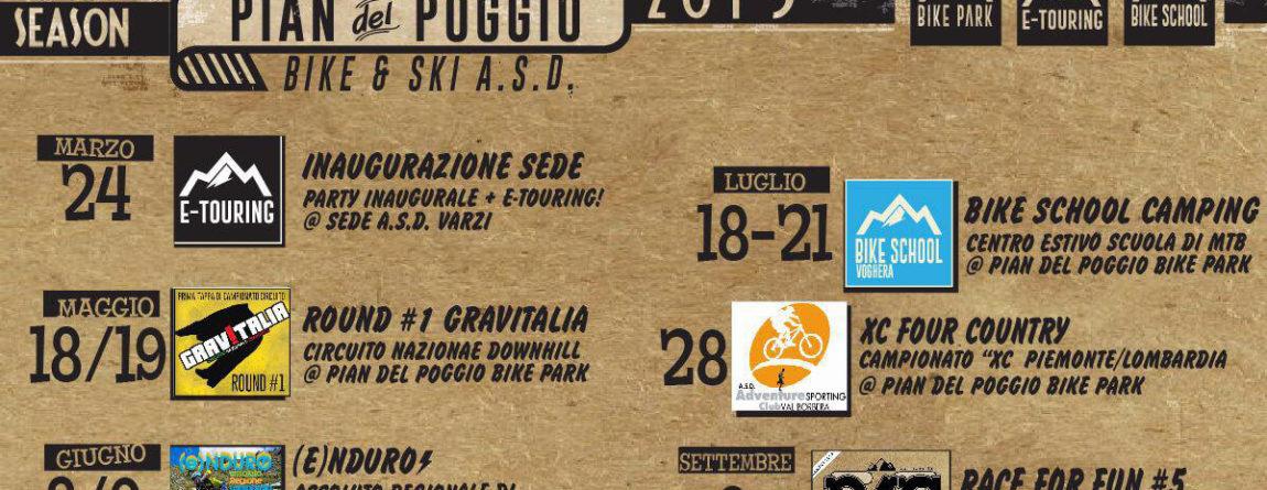 Bike Park – Stagione 2019